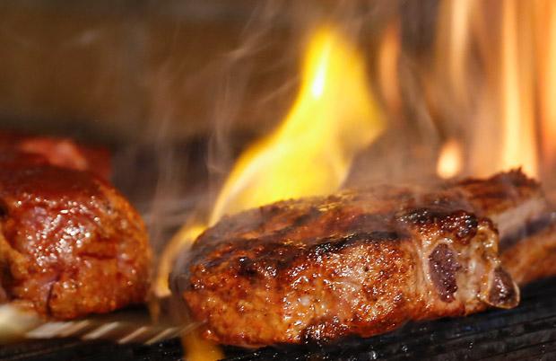 Gran Sasso | Fleisch vom Grill